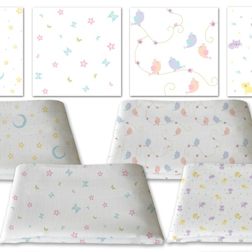 Baby blanket designs