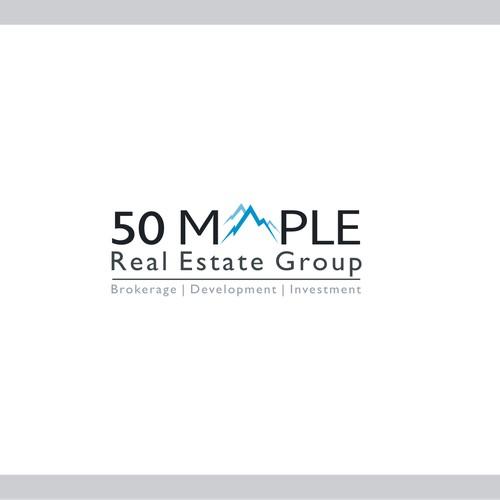 Logo for 50 Maple