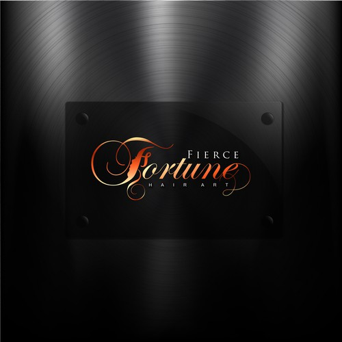 Fortune Fierce Hair Art