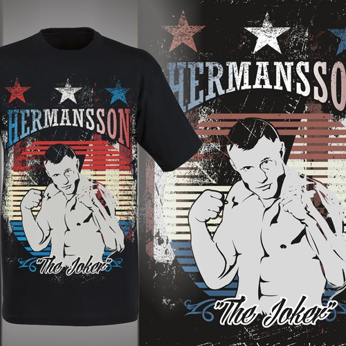 Create a MMA Fan t-shirt