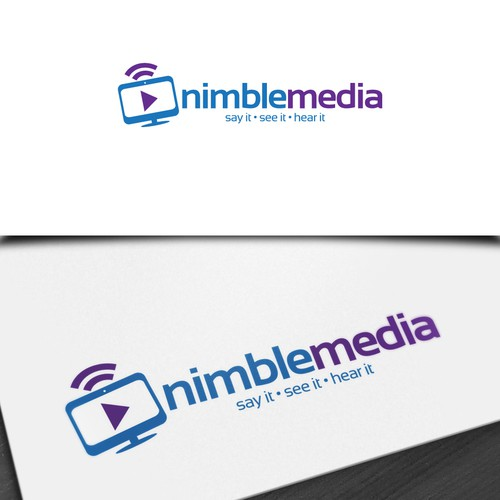 Logo for Nimble media