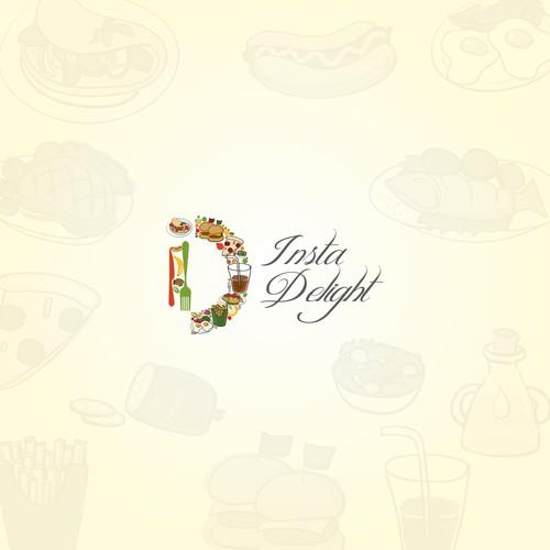 Logo Design for Insta Delight