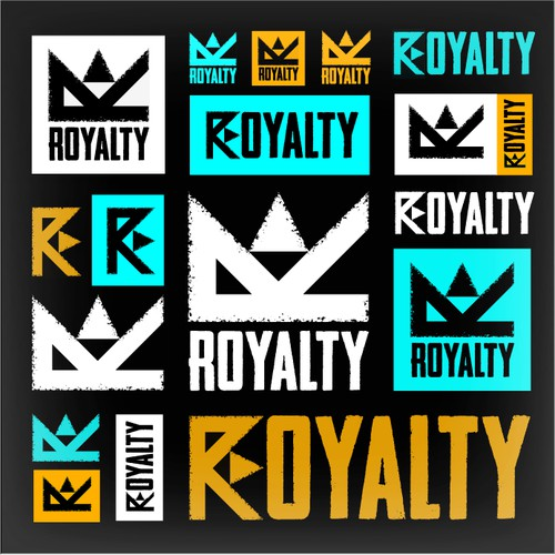 Create the next logo for royalty