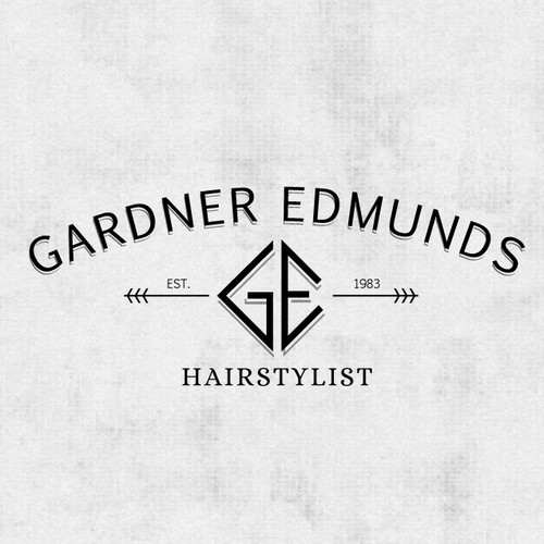 NYC hairstylist Gardner Edmunds logo