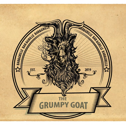 \Grumpy Goat \bar and grille\