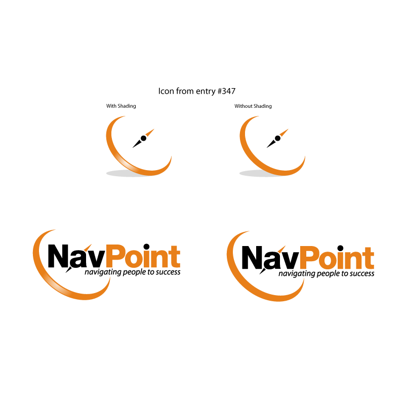 Create the next logo for NavPoint