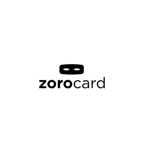 Logo Concept For Zoro Card