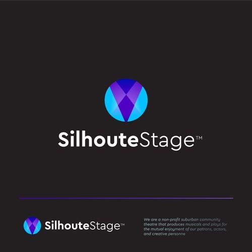 SilhouteStage logo