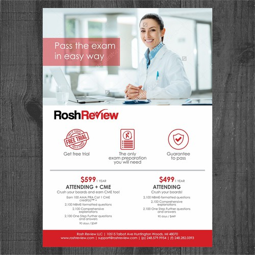 Postcard for RoshReview