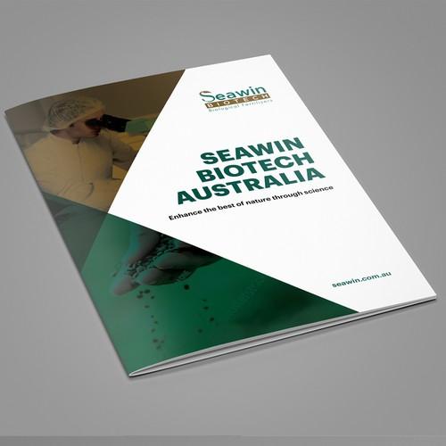 Modern Booklet for a Fertiliser Company