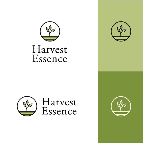 Logo for cosmetics-skincare brand