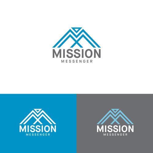 Logo for a church