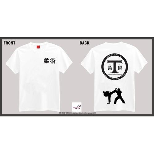Create the next t-shirt design for Trillo Brazilian Jiujitsu School of Self Defense