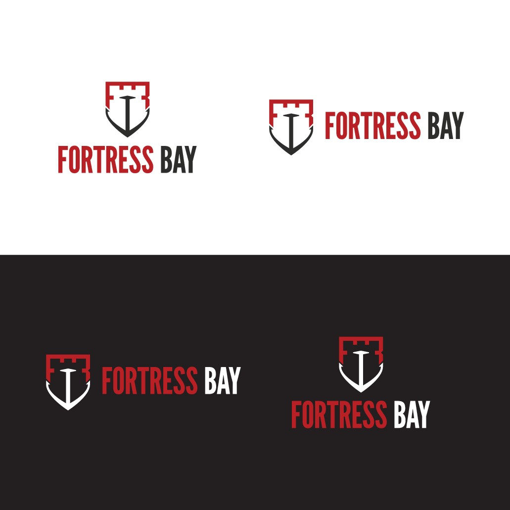 Fortress Bay needs a strong eye catching logo