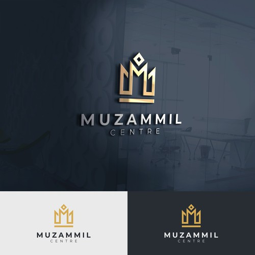 Logo concept for Commercial Buildings Company.