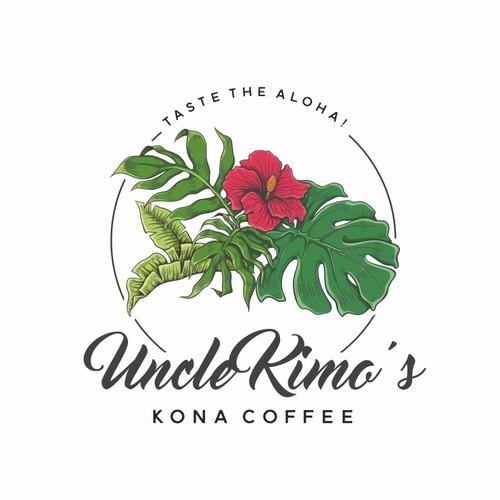 Uncle Kimo's Kona Coffee