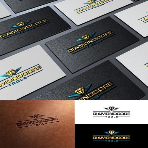 DiamondCore Tools! logo concept