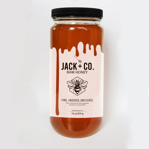 Label Design | Jack + Co.