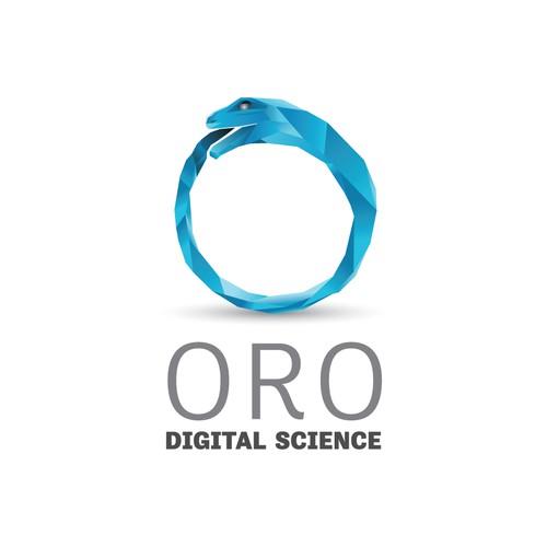 Modern logo for tech firm