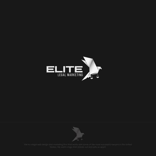 Logo For Elite Legal Marketing