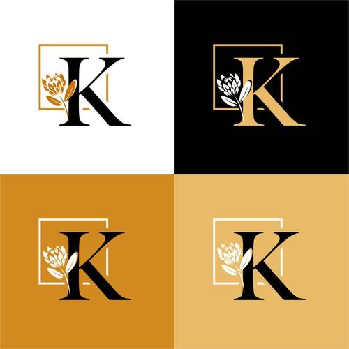 Logo readjustment K logo
