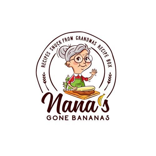 Nana's Gone Bananas