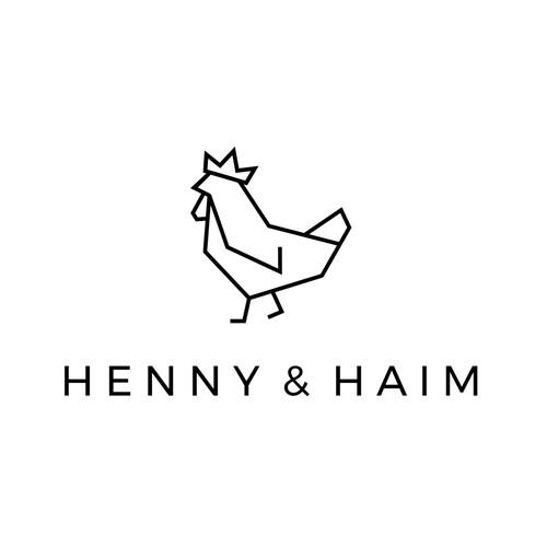 Logo Design for Henny & Haim