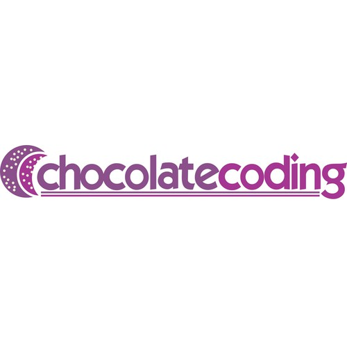 a logo that fits our ChocolateCoding company