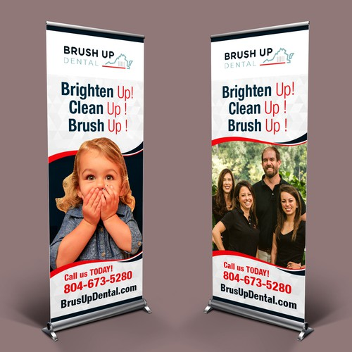 Dental Rollup Banner