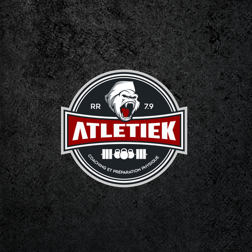 In contest Créer un logo puissant pour Atletiek