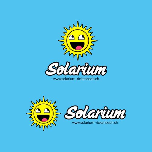 logo for solarium