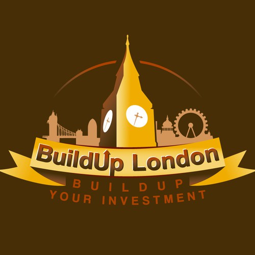 BuildUp London needs a new logo