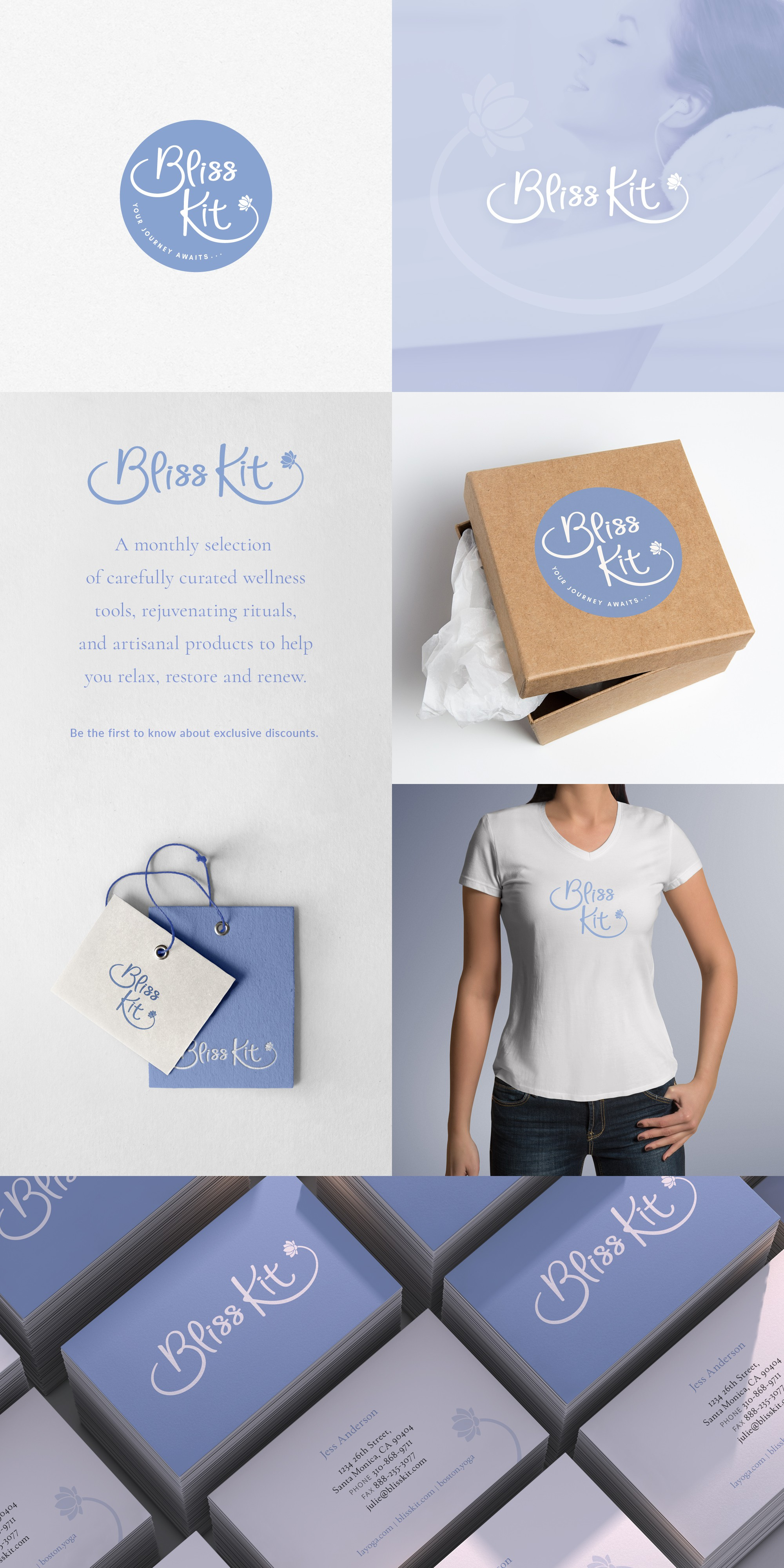 Bliss Kit Business Card