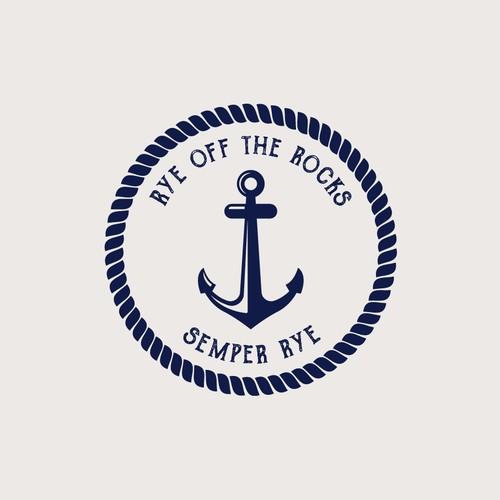 Hip & Vintage Blend Logo design Concept for a Lifestyle Brand