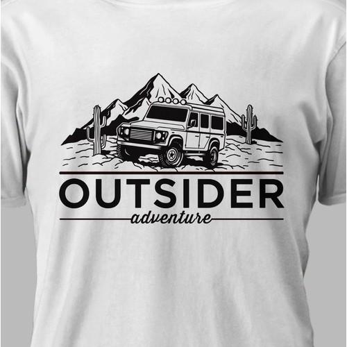 adventure tshirt