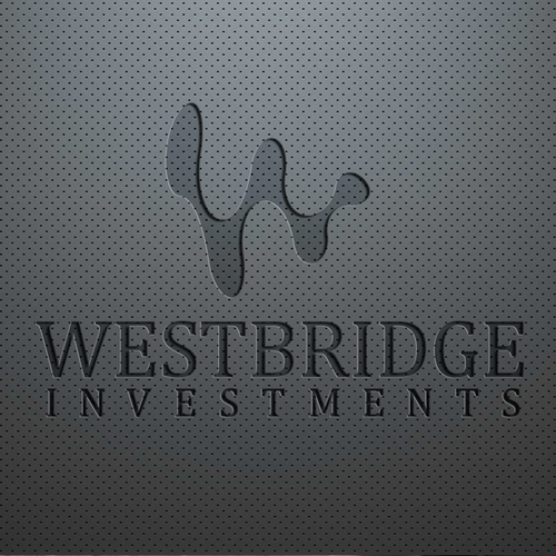 logo and business card for WestBridge Investments