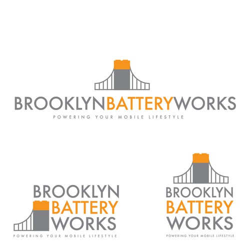 Logo Design for Innovative Battery Company