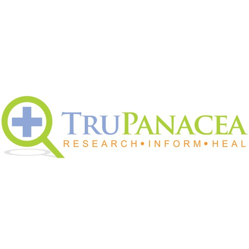 TruPanacea Logo Design