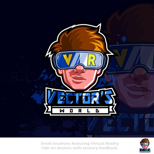 VECTOR WORLD LOGO