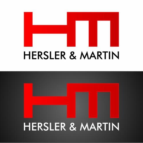 Create the next logo for Hersler & Martin