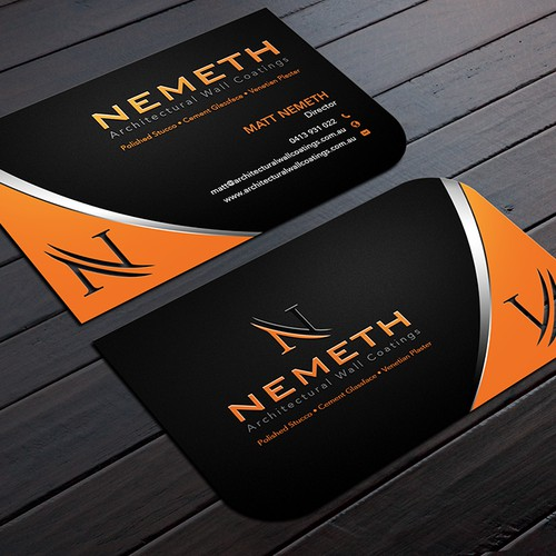 Nemeth Architectural Wall Coatings