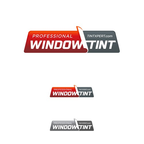 Create the next logo for professional window tint