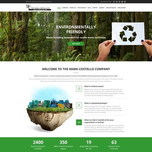Webpage concept