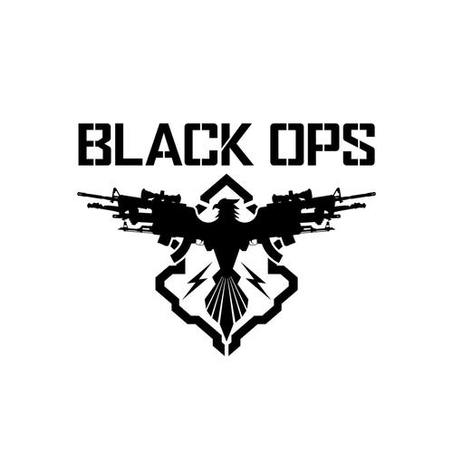 Logo design for BLACK OPS