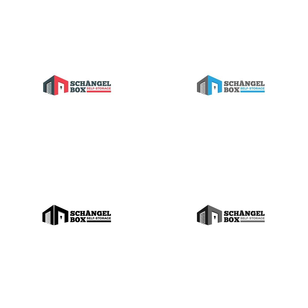 Selfstorage vom Umzugsprofi - Ein Logo für die Schängel-Box