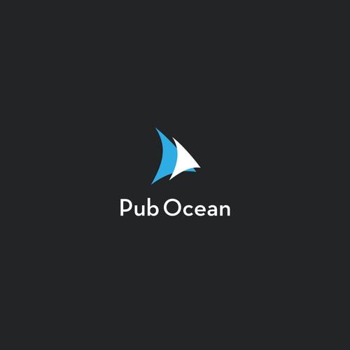 Sleek Logo for Premium Publishing Portal