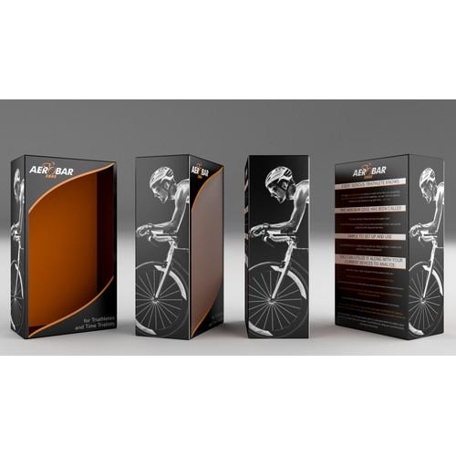 Triathlon Training/Racing Tool Packaging Design