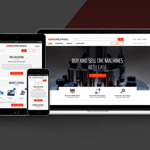 Marketplace concept design