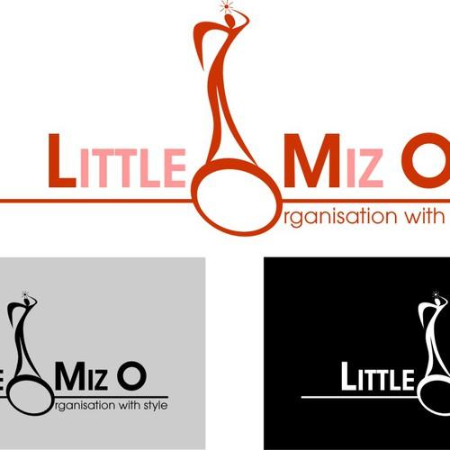 Create the next logo for Little Miz O