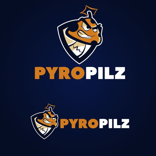 Pyropilz Logo Concept